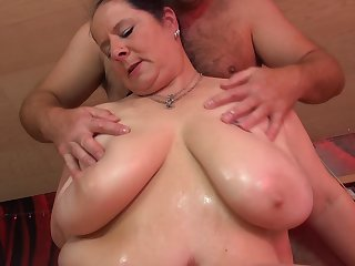 Busty Abby Tits cannot have not that of his hard slip-up in her cunt
