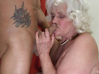 Chubby adult Judit Gali gets her pussy pounded similar kind never before