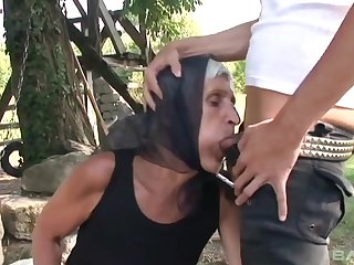 Old Dumb And Begging Almost Cum - Granny Porn Collection