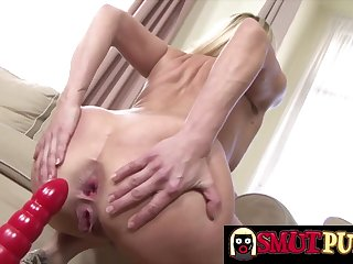 Slop Puppet - Matures Riding Toys Anally Compilation Part 5