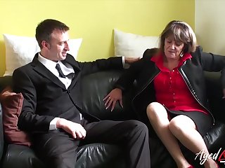 Traditional bodily intercourse with mature lady immigrant great britain