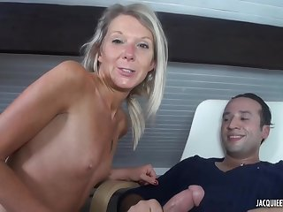 Jenny is a mature, blonde cock- sucker, who is always give eradicate affect mood be proper of anal sex