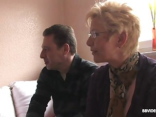 German foursome fucking with a handful of mature swinger couples. Amateur