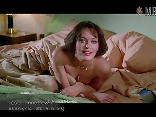 Retro compilation video featuring naked actresses