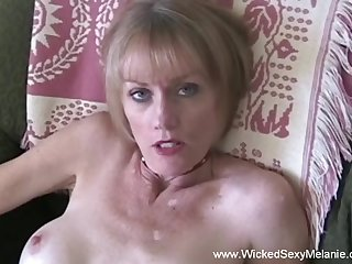 Granny has some hot sex from Wicked Sexy Melanie